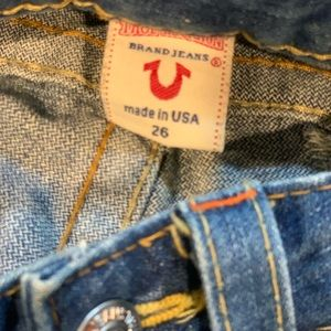 True Religion Jeans - True Religion world tour Bobby size 26